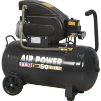 Sealey SAC5020E110 Air Compressor 50 Litre 110v