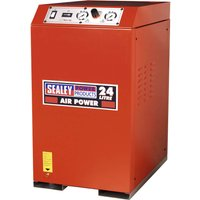 Sealey SAC82425VL Air Compressor 24 Litre 240v
