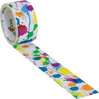 Shure Multi Patterned Duck Tape Ink Splat