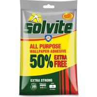 Solvite All Purpose Wallpaper Adhesive Paste 80g