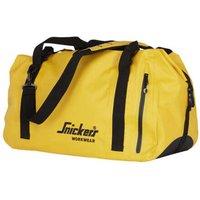 Snickers Mens Waterproof Duffel Bag Yellow