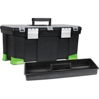 Stanley Hi-Viz Plastic Tool Box 550mm
