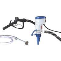 Sealey Diesel/Fluid Transfer Pump Portable Drum Mount 12v
