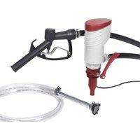 Sealey Diesel/Fluid Transfer Pump Portable Drum Mount 240v