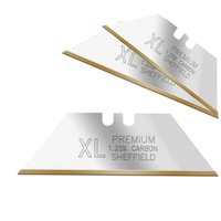 Sirius Professional Xtreme Gold Trimming Knife Blades Pack of 100