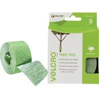 Velcro Brand Adjustable Tree Ties Green 20mm 5m Pack of 1