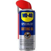 WD40 Specialist Multi Purpose Cutting Oil Aerosol Spray 400ml