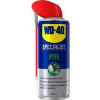 WD40 Specialist High Performance PTFE Lubricant Aerosol Spray 400ml