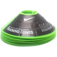 10 pack of Training Cones Green