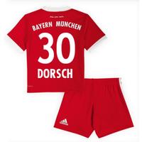 2017-18 Bayern Munich Home Mini Kit (Dorsch 30)