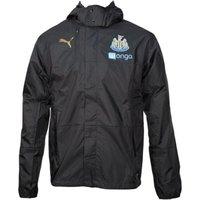 2016-2017 Newcastle Puma Lightweight Rain Jacket (Black)