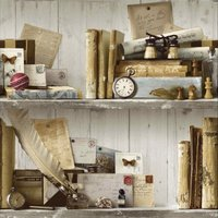 albany wallpapers book case, a12402