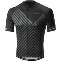 Altura Peloton 2 Jersey Black/Grey Short Sleeve Cycling Jerseys