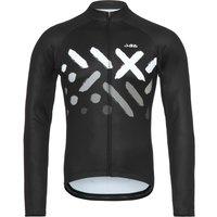 dhb Blok Thermal Long Sleeve Jersey - Dazzle Long Sleeve Cycling Jerseys