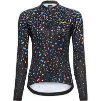 dhb Blok Womens Thermal Long Sleeve Jersey - Spray Long Sleeve Cycling Jerseys