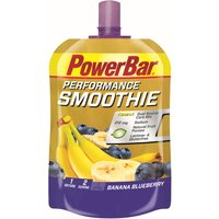 PowerBar Performance Smoothie (16 x 90g pouch) Energy & Recovery Gels