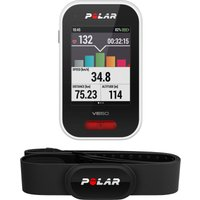 Polar V650 Cycling GPS Computer with HRM GPS Cycle Computers