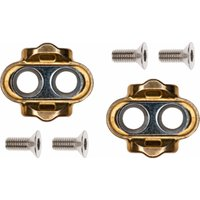 Crank Brothers Pedal Cleats with Zero Degree Float Pedal Cleats