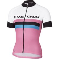 Etxeondo Womens 1976 Short Sleeve Jersey Short Sleeve Cycling Jerseys