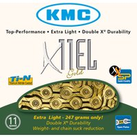 KMC X11-EL 11 Speed Chain (Gold) Chains