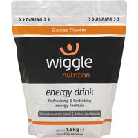 Wiggle Nutrition Energy Drink (1.5kg) Energy & Recovery Drink