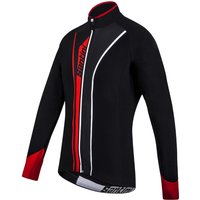 Santini Vega Aquazero Thermofleece Long Sleeve Jersey Long Sleeve Cycling Jerseys