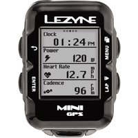 Lezyne Mini Cycle GPS with Mapping GPS Cycle Computers