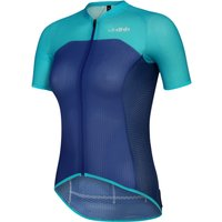 dhb Aeron Womens SuperLight Short Sleeve Jersey Short Sleeve Cycling Jerseys