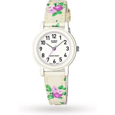 Ladies Casio Junior Collection Watch LQ-139LB-7B2ER