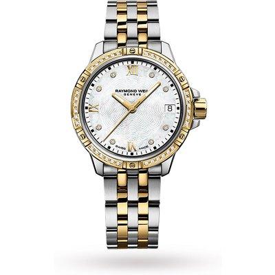 Raymond Weil Tango Diamond Gold Plated Ladies Watch