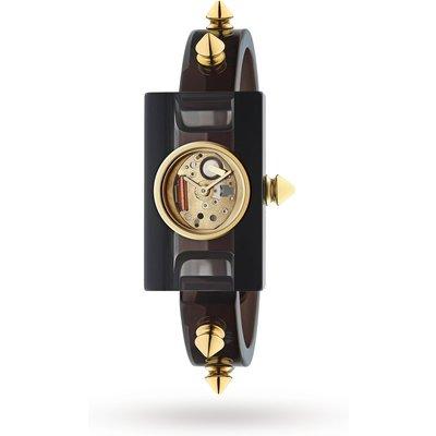 Gucci Plexiglass Ladies' Watch