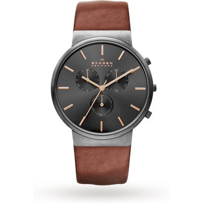 Skagen Men's Ancher Chronograph Watch
