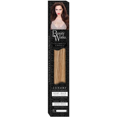 Beauty Works 18 Celebrity Choice - Weft Hair Extensions - Bohemian 18/22