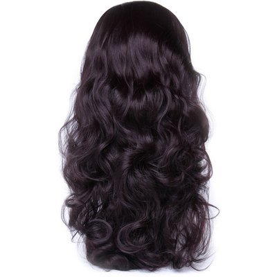 Beauty Works Double Volume Glamorous Curl Hair Piece - Scarlet 99J