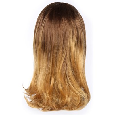Beauty Works Double Volume Straight Instant Weave - Ombre 4T/27
