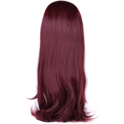 Beauty Works Double Volume Straight Instant Weave - Cherry 530