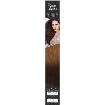 Beauty Works 20 Celebrity Choice Keratin Bonds 50g   - Dip Dye 4/27T