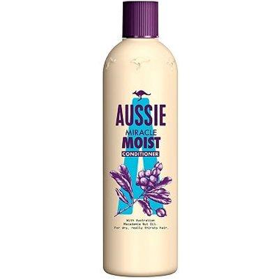 Aussie Miracle Moist Conditioner 400ml