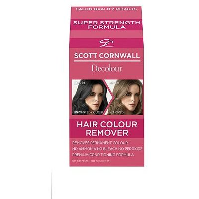 Scott Cornwall Decolour Hair Colour Remover