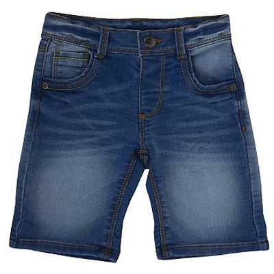 MC 2 B AS DENIM SHORT