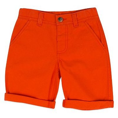 MC B CHINO SHORT MS/ORANGE