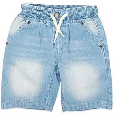 Mini Club Boys Blue Chino Short