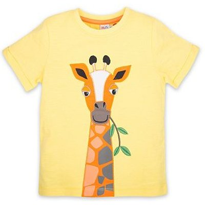 Mini Club Boys Giraff top