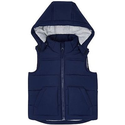 MC B GILET AS /RED