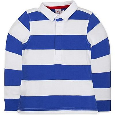 MC B LS RUGBY P/BLUE