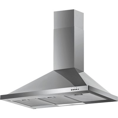 5055205032672 | Baumatic F90 2SS Chimney Cooker Hood   Stainless Steel  Stainless Steel