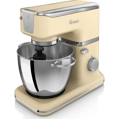 5055322508241   SWAN  Retro SP21010BLN Stand Mixer   Cream  Cream
