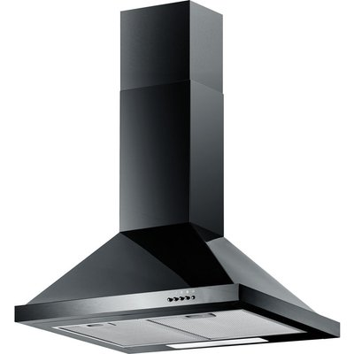 5055205044705 | Baumatic F60 2BL Chimney Cooker Hood   Black  Black Store