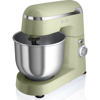 5055322511852 | SWAN  Retro SP25010GN Stand Mixer   Green  Green