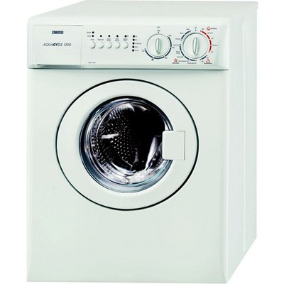 7332543155514 | Zanussi ZWC1301W Compact Freestanding Washing Machine  3kg Load  A Energy Rating  1300rpm Spin  White